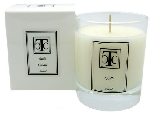 Oudh Scented Candle 30 hour